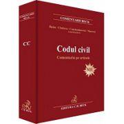Noul Cod civil. Comentariu pe articole