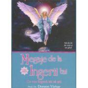 Mesaje de la îngerii tăi. Cărţi oracol (Ediţie nouă!) (Set de 44 de cărţi oracol şi un ghid)