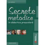 Secrete metodice in didactica prescolara