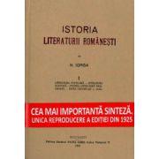 Istoria Literaturii Romanesti 3 volume