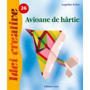 Avioane de hârtie - Idei Creative 26