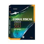 Codul Fiscal Comparat 2011 - 2012 (cod + norme) Februarie 2012