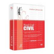 Noul Cod civil Actualizat 1 februarie 2012