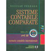 Sisteme contabile comparate, Vol. III, Partea a 2-a: Normele contabile internaţionale