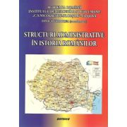 Structuri administrative in istoria romanilor