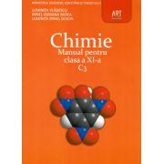 Chimie C3 manual pentru clasa a XI-a (Luminita Vladescu)