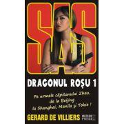 SAS 127: Dragonul Rosu, vol. I