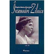 Regina Maria, Însemnări Zilnice vol.II