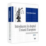 Introducere in dreptul Uniunii Europene 2011