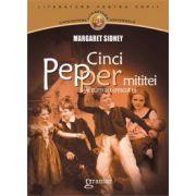 Cinci Pepper mititei si cum au crescut
