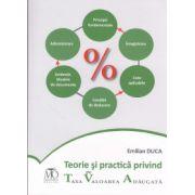 Teorie si practica privind taxa pe valoarea adaugata
