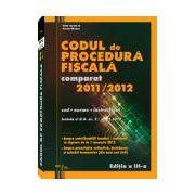 Codul de Procedura Fiscala, editia a III-a
