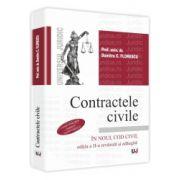 Contractele civile. Contine grile conform Noului Cod civil In Noul Cod civil, editia a II-a revazuta si adaugita