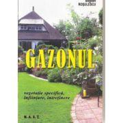 Gazonul. Vegetatie specifica,infiintare,intretiner