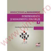 Intreprenoriatul si managementul IMM-urilor