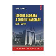 Istoria globala a crizei financiare (2007-2010)