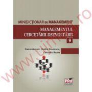 Managementul cercetarii-dezvoltarii