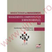 Managementul competitivitatii si benchmarkingul