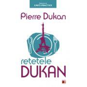 Reţetele Dukan. 350 de reţete