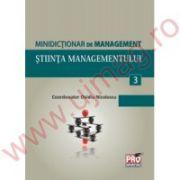 Stiinta managementului
