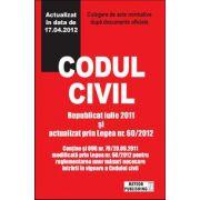 Codul civil Culegere de acte normative