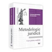 Metodologie juridica Curs pentru studenti