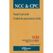 Noul Cod civil. Codul de procedura civila actualizat 8 mai 2012
