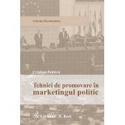 Tehnici de promovare in marketingul politic, Editia 1