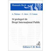 14 prelegeri de Drept International Public. Editia I