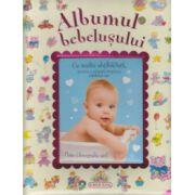 Albumul bebelusului - roz