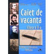 Caiet Vacanta Matematica Cls a V-a
