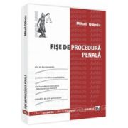 Fise de procedura penala