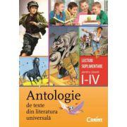 Antologie de texte din literatura universala