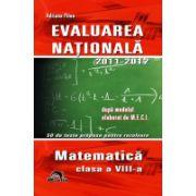 EVALUAREA NATIONALA- Matematica