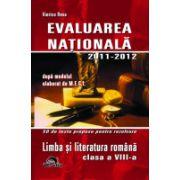 EVALUAREA NATIONALA- Limba si literatura romana