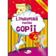 Literatura pentru copii, clasa a IV-a