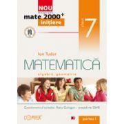Mate 2013 Initiere MATEMATICA. ARITMETICA, ALGEBRA, GEOMETRIE. CLASA A VII-A. PARTEA I