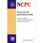 Noul cod de procedură civilă
