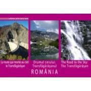 Romania - Drumul cerului - Transfagarasanul