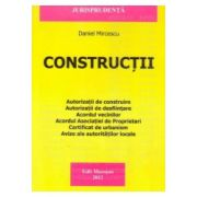 Constructii Autorizatii de construire