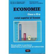 Manual de economie pentru invatamantul liceal clasa  a XI-a