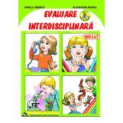 EVALUARE INTERDISCIPLINARA 5-6  ani