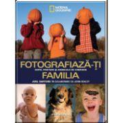 Fotografiază-ți familia copiii, prietenii și animalele de companie
