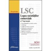 Legea societatilor comerciale si 7 legi uzuale Actualizat la 1 septembrie 2012