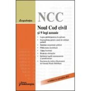 Noul Cod civil si 9 legi uzuale Actualizat 10 septembrie 2012