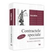 Contractele speciale - in noul Cod civil Editia a III-a, revazuta si adaugita