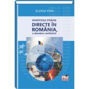 Investitiile straine directe in Romania, o abordare cantitativa