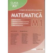 Culegere de exercitii si probleme Matematica M1 clasa 12 a