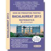 BACALAUREAT 2013 MATEMATICA M_tehnologic M2. Ghid de pregatire