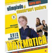 MATEMATICA OLIMPIADE SI CONCURSURI SCOLARE 2012 CLASELE IV-VI